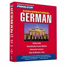 German, Conversational : Learn to Speak and Understand German with Pimsleur...