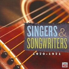 Singers & Songwriters: 1970-1975 by Various Artists (CD, 2010, 5 Discs,...