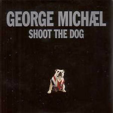 ☆ MAXI CD George MICHAEL Shoot the dog 4-track Jewel case - BRAZIL - RARE ☆
