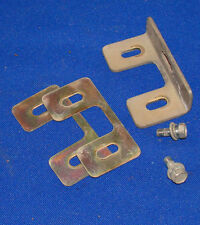 REAR SEAT LOCK BRACKET with spacers ------ 1982 SUZUKI GS1100 L gs 1100 GL shaft