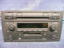 USED AUDI A4 A6 S4 SYMPHONY II STEREO 6 CD PLAYER CHANGER TAPE OEM 8E0 035 195 A
