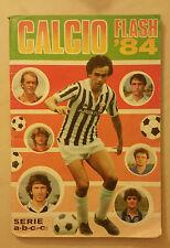 Calcio Flash '84 - Serie A B C1 C2 - INCOMPLETO