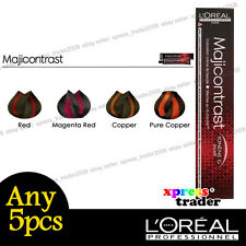 Any 5pcs L'Oreal Majicontrast Permanent Colour Hair Dye 50ml