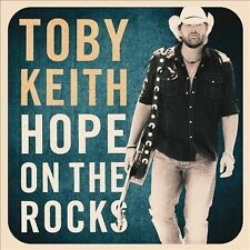 1 CENT CD Hope on the Rocks - Toby Keith