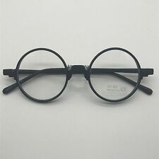 Vintage Retro Eyewear Women Men Fashion Eyeglasses Round Frames Spectacles PG4MB