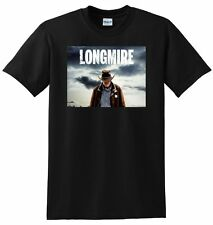 LONGMIRE T SHIRT bluray dvd season 1 2 3 SMALL MEDIUM LARGE OR XL