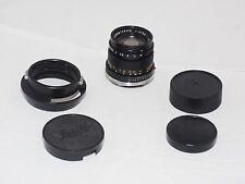 Leica M6 Summicron-M 50mm f2 German lens, Leica M240, Leica M7, Leica M9