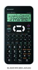 Sharp EL-531XB Scientific Calculator