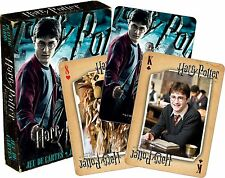 Harry Potter Half Blood Prince set of 52 playing cards (+ jokers) (nm 52420)