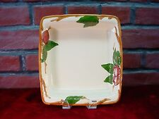 "Franciscan Apple 9 1/2"" Square Microwave Baker SERVING DISH"