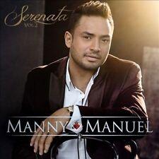 MANNY MANUEL - SERENATA, VOL. 2 - NEW CD 2014 unopened