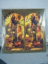 2012 Fat Possum Records Friends Manifest! Signed By The Band Vinyl Record