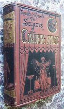 The Secrets of Conjuring and Magic, 1878, Robert Houdin, Houdini's Inspiration!