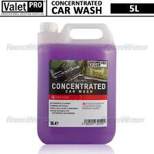 ValetPRO Concerntrated Car Wash Shampoo Valet Clean Care Detail 5L EC6