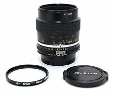 NIKON MICRO-NIKKOR 55mm f2.8 Ai-S LENS!! 90-DAY WARRANTY!! EXCELLENT CONDITION!!