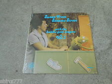 SUSAN FROM SESAME STREET WITH THE BUBBLE GUM SINGERS-VOL. 1-LP-VINYL-SEALED-NEW!