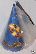 NEW LORD OF THE RINGS  8 HATS  PARTY SUPPLIES VERY RARE