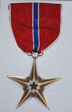 WWII Bronze Star Medal - New