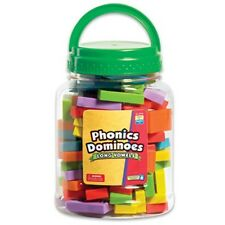 Learning Resources - Children's Phonics Dominoes Educational Set - Long Vowels