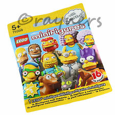 Homer Sunday Best   Factory Sealed LEGO The Simpsons Series 2 Minifigure 71009
