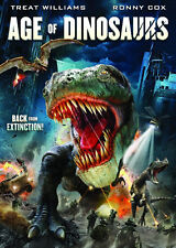 Age of Dinosaurs (DVD) 2013 Treat Williams, Ronny Cox  NEW