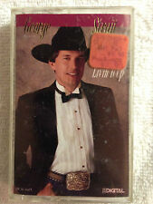 George Strait - Livin' It Up - Cassette Tape - 1990 MCA Records    #3