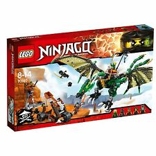 LEGO ® Ninjago ™ 70593 la energia verde-Drago Nuovo OVP _ The Green NRG DRAGON NEW