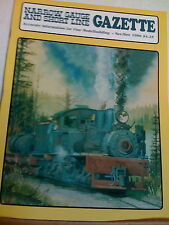 NARROW GAUGE & SHORT LINE GAZETTE  Nov/Dec 1996 NG&SLG
