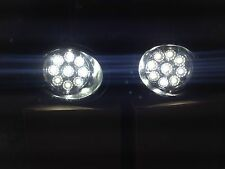 LED FOG LIGHTS VW TRANSPORTER T5.1   CARAVELLE 2010 COMPLETE KIT WITH SWITCH