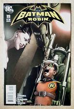 BATMAN AND ROBIN #19 1ST PRINT VARIANT COVER DC COMICS (2011)