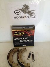 Moose Sintered Metal Brake Shoes - M9132 Rear For Yamaha #2912
