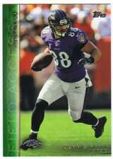 2015 Topps Field Access Green Parallel /50 #72 Dennis Pitta Ravens