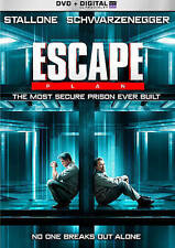 ESCAPE PLAN DVD & DIGITAL COPY WITH SLIPCOVER SYLVESTER STALLONE