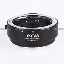 FOTGA Metal Electronic Auto Focus Canon EOS EF-S lens to Sony NEX Mount Adapter