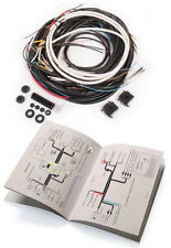 VW TYPE 1 BUG COMPLETE WIRING HARNESS 1954 - 1955 BEETLE SEDAN USES SEMAPHORES