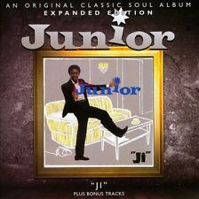 Ji [Expanded Edition] by Junior (CD, Oct-2014, Soul Music (UK R&B))