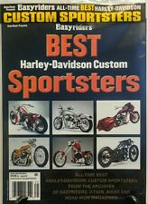 Easyriders Best Harley Davidson Custom Sportsters Winter 2017 FREE SHIPPING sb