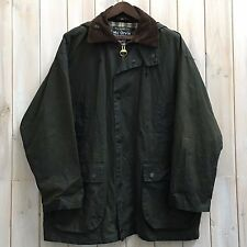 Vintage Mc Orvis MADE IN UK Wax Cotton Jacket Coat Detachable Hood XL / XXL