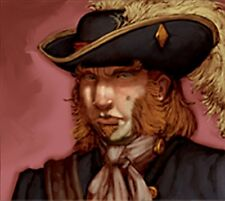 Pirates of the Crimson Coast - #126 Captain French