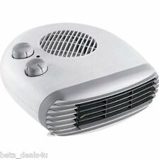 2kw Electric Fan Heater Portable Small Silent Hot Cold 2000 1000 Watt 1kw Energy