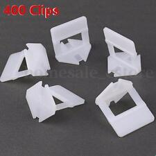 400 Clips Tile Leveling System Clips Spacers Tiling Tools Lippage Free Flooring