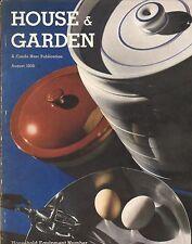 House and Garden--Aug. 1935-----30