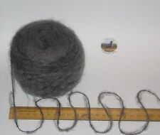 50g ball Grey 22% British Alpaca 22% Wool soft fluffy knitting 250m 4 ply Lovely
