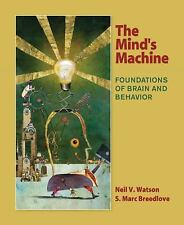 The mind s machine foundations of brain and behavior