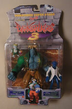 Game Merchandise Darkstalkers 3 Capcom VICTOR Toy Biz 1998 OVP Action Figur