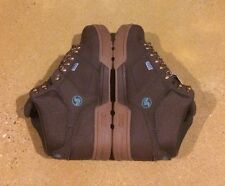 DVS Westridge Size 12 Brown Gum Nubuck BMX DC MOTO Snow Series Boots $95
