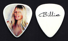 Aerosmith Joe Perry Billie Perry Signature White Guitar Pick - 2009 Tour
