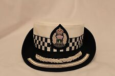 OBSOLETE SCOTTISH POLICE FEMALE SUPERINTENDENTS HOSTESS HAT