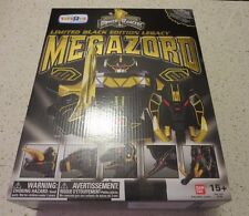 MIGHTY MORPHIN POWER RANGERS MMPR BLACK EDITION LEGACY MEGAZORD NEW ON HAND