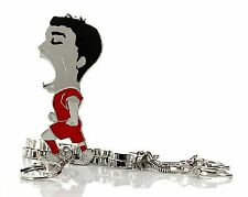 Novelty Metal World Cup 2014 Luis Suarez Bottle Opener Gift For Football Fans